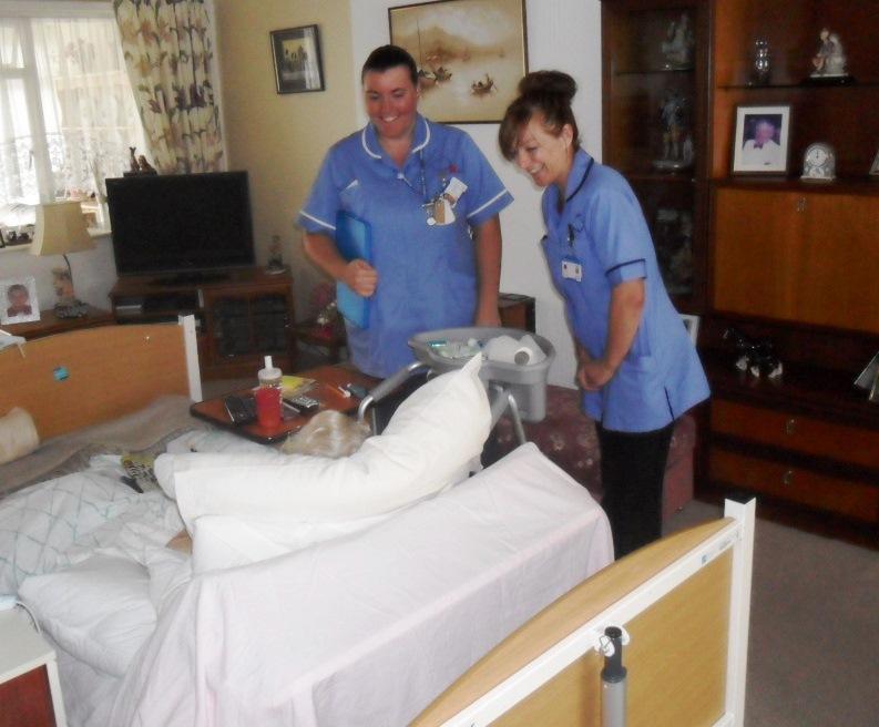 Hospice at Home - St Lukes Hospice, Basildon, Essex, UK ...